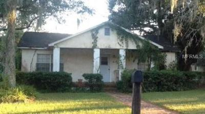 Single Family Home For Sale: 1601 E Genesee Street