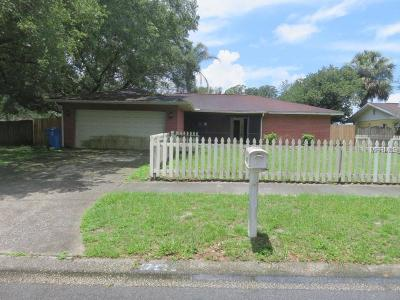 Single Family Home For Sale: 17502 Fallowfield Drive