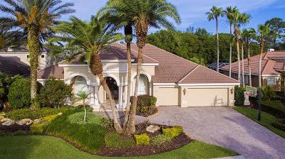 Tarpon Springs Single Family Home For Sale: 916 Cypress Cove Way