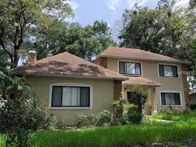 Temple Terrace Single Family Home For Sale: 6306 N Queensway Drive