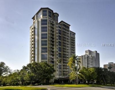 Hillsborough County Condo For Sale: 4201 Bayshore Boulevard #2101