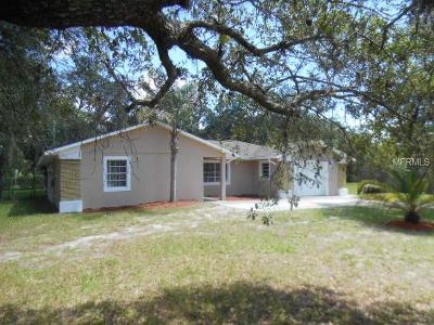 Spring Hill Single Family Home For Sale: 16143 Fringe Tree Drive