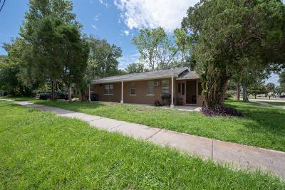 Hernando County, Hillsborough County, Pasco County, Pinellas County Multi Family Home For Sale: 301 Chestnut Street S