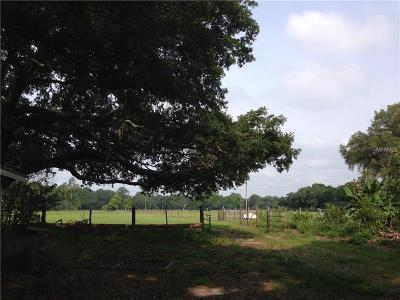Plant City Residential Lots & Land For Sale: 3630 N Gallagher Road