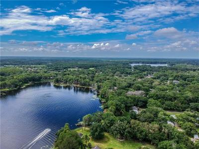 Pasco County Residential Lots & Land For Sale: 1852 Chesapeake Drive