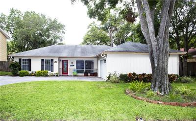 Clearwater Single Family Home For Sale: 1975 W Arvis Circle