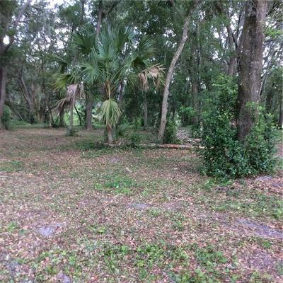 Lutz Residential Lots & Land For Sale: Whitaker Road