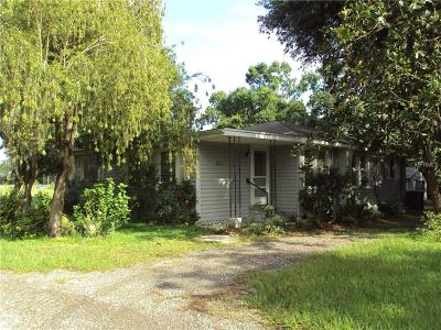 Plant City Single Family Home For Sale: 3705 Old Mulberry Road