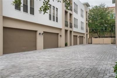 Tampa Townhouse For Sale: 506 S Tampania Avenue #6