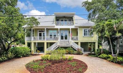 Single Family Home For Sale: 6237 Bayshore Boulevard