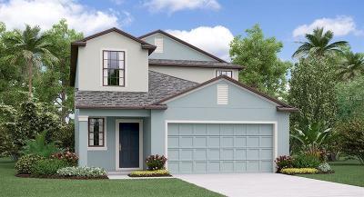 Wimauma, Wimauma` Single Family Home For Sale: 14717 Crescent Rock Drive