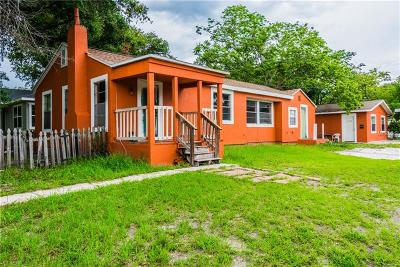 Hernando County, Hillsborough County, Pasco County, Pinellas County Multi Family Home For Sale: 3501 4th Avenue N
