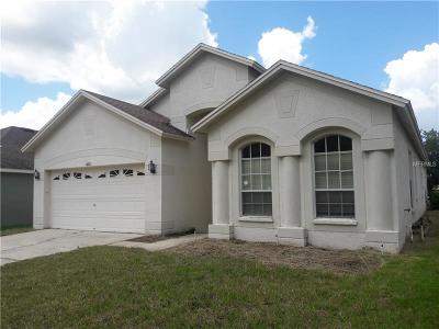 Wesley Chapel Single Family Home For Sale: 6803 Runner Oak Drive