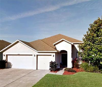Wesley Chapel Single Family Home For Sale: 27300 Hollybrook Trail