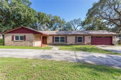 Brandon Single Family Home For Sale: 605 Hitching Post Drive