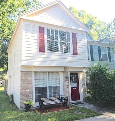 Townhouse For Sale: 13919 Fletchers Mill Drive