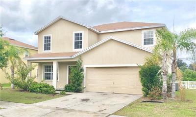 Wimauma Single Family Home For Sale: 10736 Carloway Hills Drive