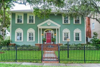Single Family Home For Sale: 406 S Royal Poinciana Drive