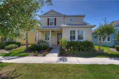 Apollo Beach Single Family Home For Sale: 527 Winterside Drive