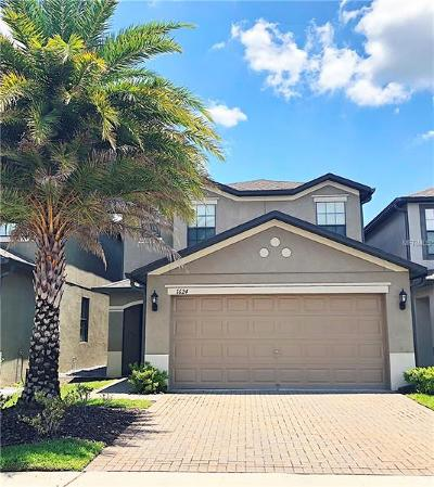 Hernando County, Hillsborough County, Pasco County, Pinellas County Rental For Rent: 1624 Acadia Harbor Place
