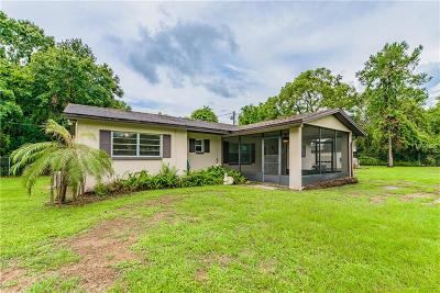 Riverview Single Family Home For Sale: 10011 Circle C Drive