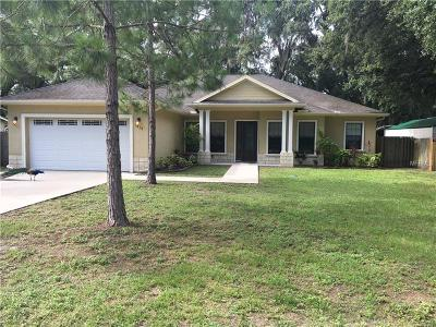 Tampa Single Family Home For Sale: 1914 Taylor Lane