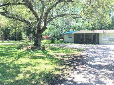 South Tampa Sub Single Family Home For Sale: 1017 S 82nd Street