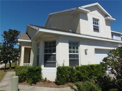 Riverview Townhouse For Sale: 9831 Carlsdale Drive