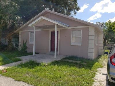 Tampa Single Family Home For Sale: 8510 N 12th Street