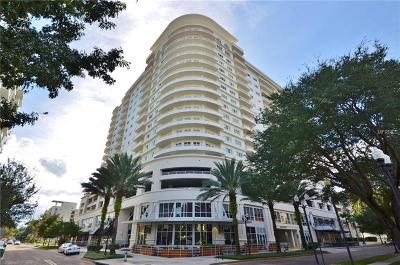 Orlando Condo For Sale: 100 S Eola Drive #1611