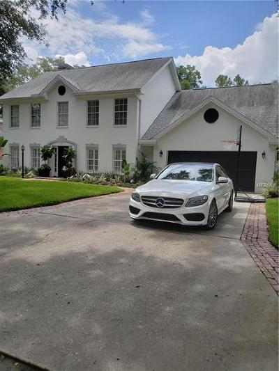 Tampa Single Family Home For Sale: 2616 Merida Lane
