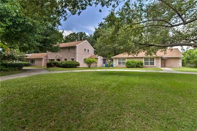 Tampa Single Family Home For Sale: 5313 Rawls Road