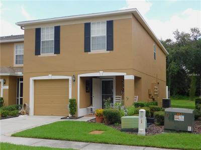 Pasco County Townhouse For Sale: 4532 Winding River Way