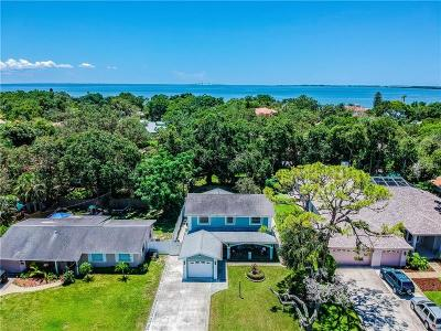 St Petersburg Single Family Home For Sale: 2142 Pinellas Point Drive S
