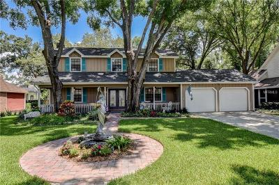 Tampa Single Family Home For Sale: 2217 Shadehill Court