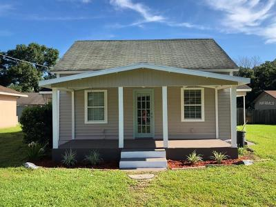 Plant City Single Family Home For Sale: 708 E Drew Street