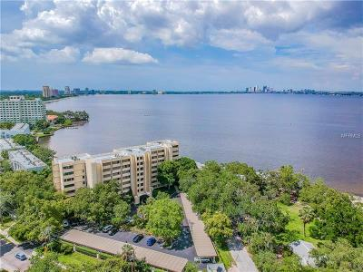 Condo For Sale: 5020 Bayshore Boulevard #801