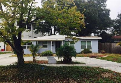 Tampa Single Family Home For Sale: 520 Suwanee Circle