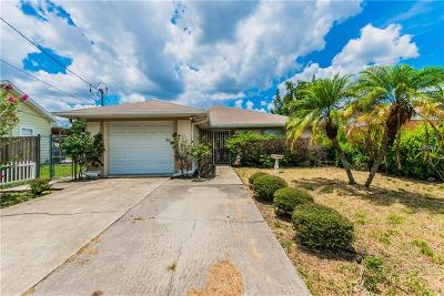 Hernando County, Hillsborough County, Pasco County, Pinellas County Single Family Home For Sale: 2523 W Abdella Street
