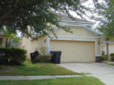 Ruskin Single Family Home For Sale: 7533 Maroon Peak Drive