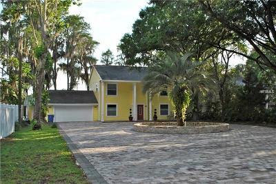 Lutz Single Family Home For Sale: 1906 Van Dyke Road