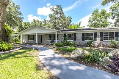 Hillsborough County Single Family Home For Sale: 821 Telfair Road
