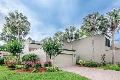 Tampa Townhouse For Sale: 4520 Rolling Green Lane