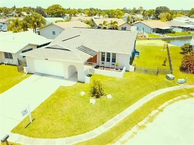 Holiday FL Single Family Home For Sale: $245,000