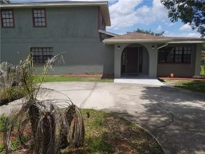 Thonotosassa Single Family Home For Sale: 9546 Rockhill Road