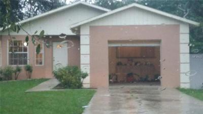 Tampa Single Family Home For Sale: 8906 El Portal Drive