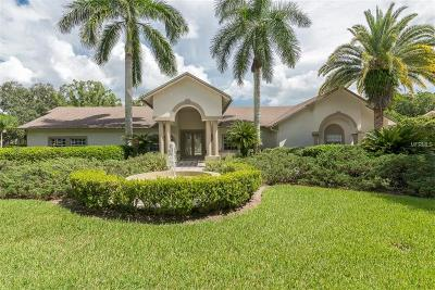 Tampa Single Family Home For Sale: 16305 Avila Boulevard