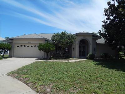 Holiday Single Family Home For Sale: 3225 Hearthstone Court