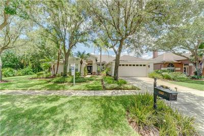 Westchase Single Family Home For Sale: 12317 Ashville Drive