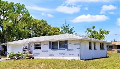 Port Richey Single Family Home For Sale: 10321 Pastel Lane
